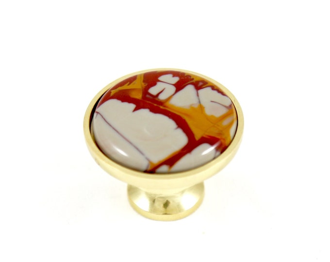 Eternal Flame Cabinet Knob