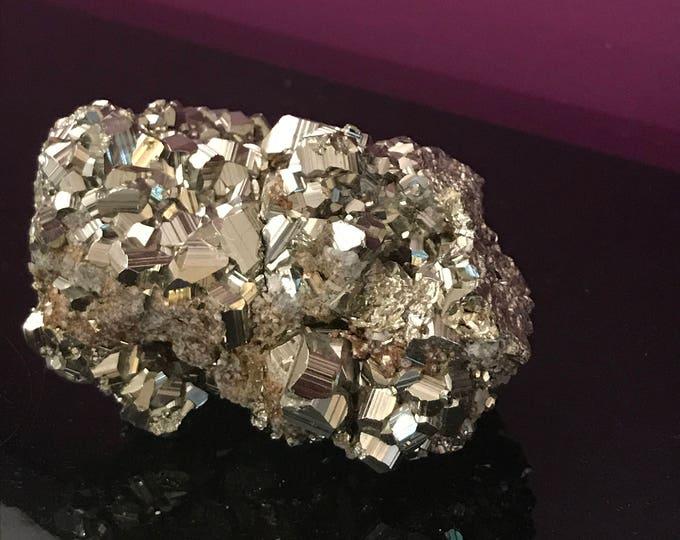 Pyrite Specimen - Pyrite Display - Pyrite Art--Rocks & Geodes