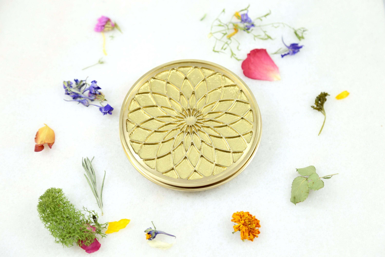 Lotus Flower Coaster Set