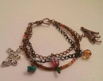 Twilight inspiration Charm Bracelet