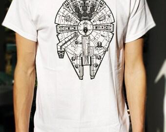 Point Break T Shirt White Top Mens Bodhi Skate Surf Clothes