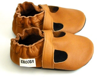 Leather baby shoes  74c0742f4a74
