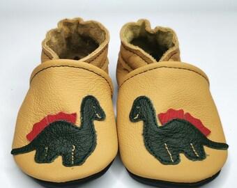 Boys Dino Dinosaur Roar Slippers