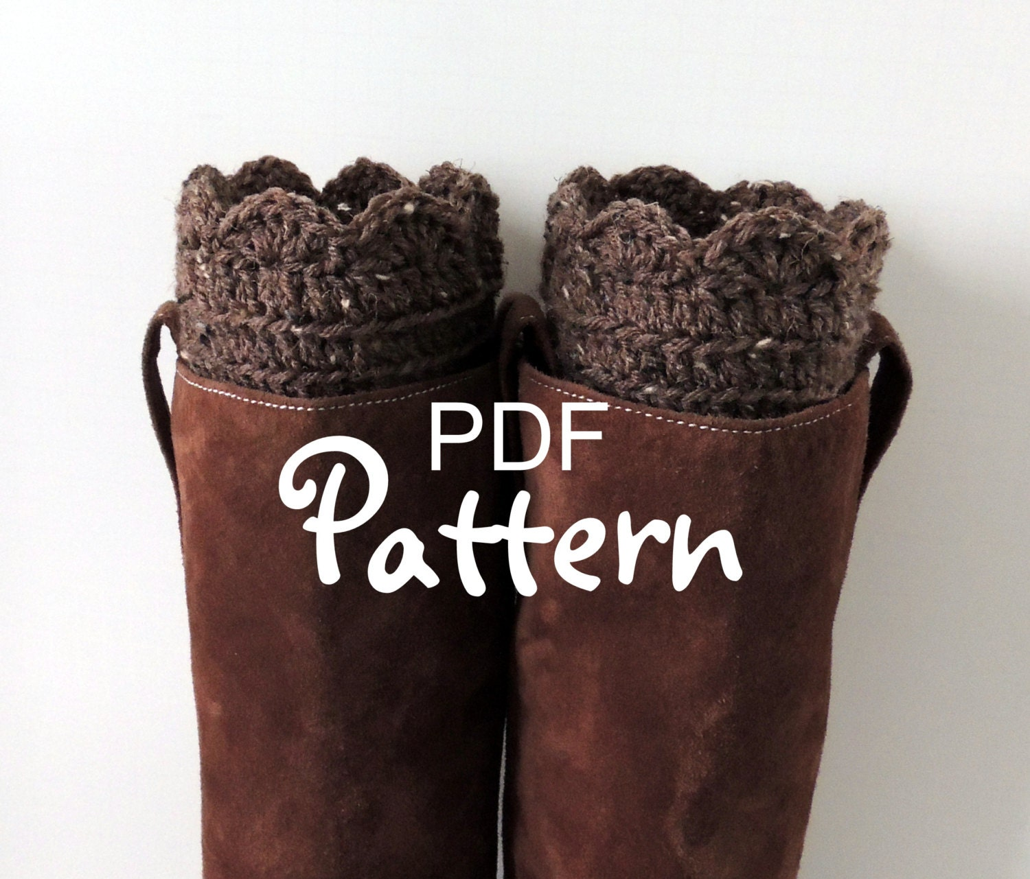 Pdf Crochet Pattern Make It Yourself Pattern For Fantastic Etsy