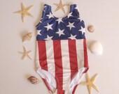 USA Flag girl swimsuits American Flag girls bathing suits Children swimwear 4th july kids Flag swimsuits Kids clothing Kids bikini