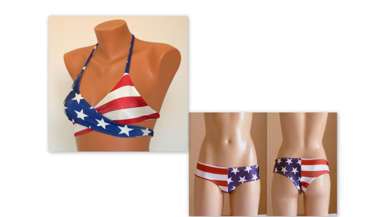 Philippines flag bikini 5