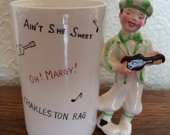 Vintage Shafford Roaring 20's Mug