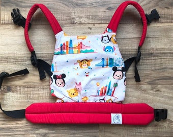 READY-TO- SHIP Disney Tsum Tsum Baby Doll Carrier