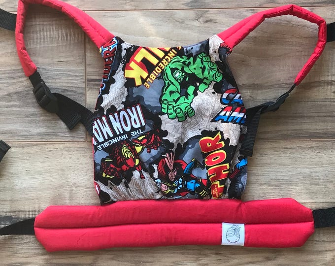 READY-TO-SHIP Avengers Baby Doll Carrier
