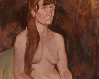 Skye Figure Painting