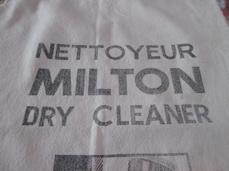 Laundry bag for MILTON Dry Cleaner cleaner