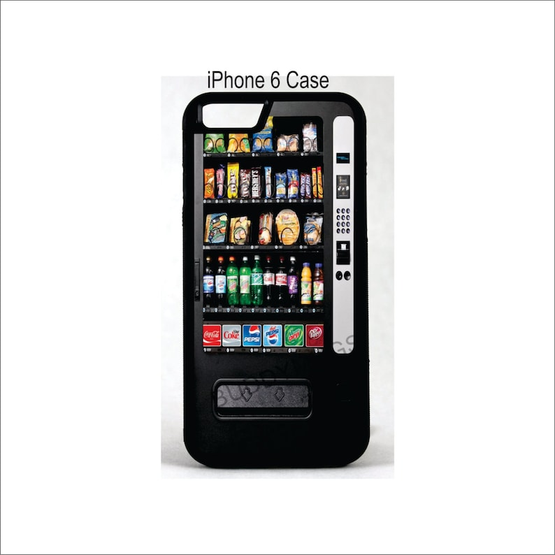 8,XXS s6,s7,s8,s8plus 6 6 Plus Galaxy s3 s5 5s,7 Machine Vending Snack Candy Design Rubber Case Cover For iPhone 4s