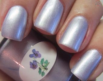 Pastel Violet Nail Polish