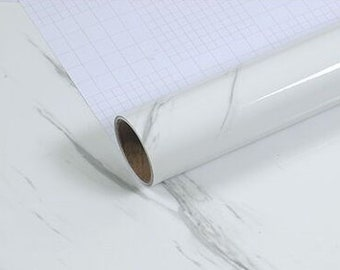 Marble Contact Paper Etsy