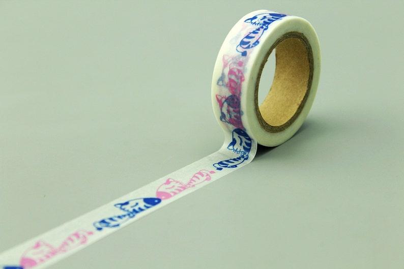 Japanese Washi Tape Gift Wrapping Washi Tape Deco Tape EM64077 Masking Tape Filofax
