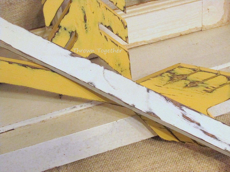 Wood Arrow Wall Decor, Handmade Arrows, Rustic Arrow Decor ...