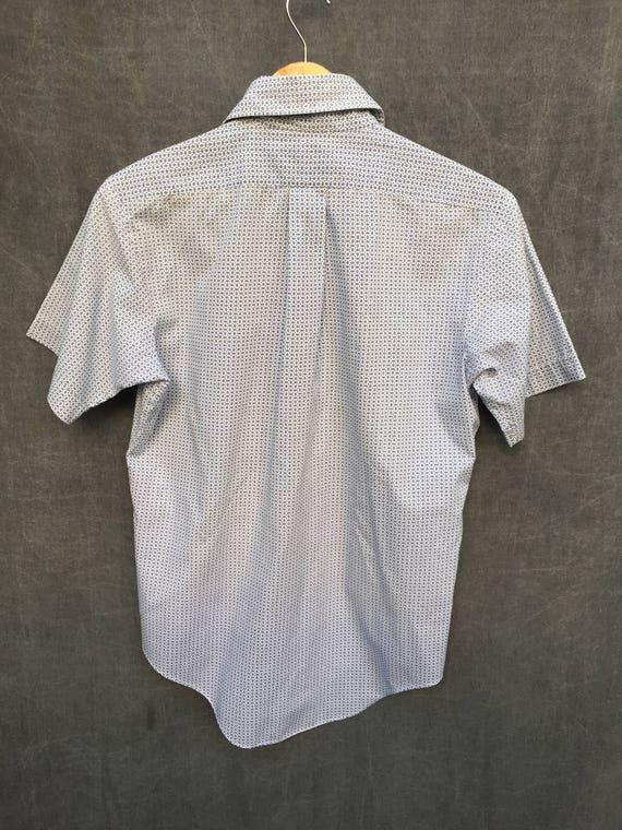 70 70 70 ' s à manches courtes débonnaire bouton de chemise d'été / milieu d'hommes f9fd11