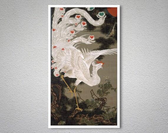 Ito Jakuchu Colección UT | Hombre | UNIQLO ES