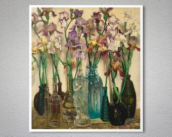 Rum Row by Frederick Judd Waugh Fine Art Print - Poster Paper, Sticker or Canvas Print / Gift Idea