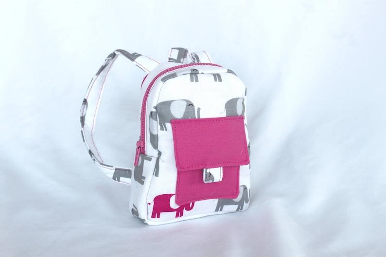 d3f7cdb5d1a27 Lalka plecak lalka powrót do szkoły lalka przybory szkolne | Etsy