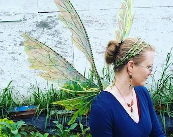 Stripey Sprite fairy wings
