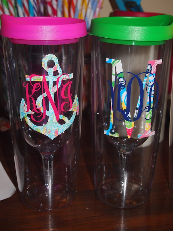 Bogo Free Extra Large Vino 2 Go Insulated Lilly Pulitzer Etsy