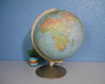 Replogle Land & Sea True to Life Globe