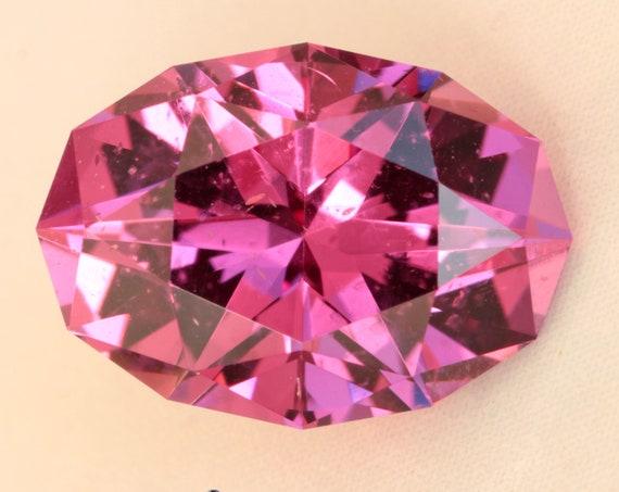 4.21ct Pink Mahenge Garnet