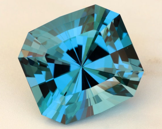 26.05ct Brazilian London Blue Topaz