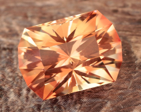 6.39ct Oregon Sunstone