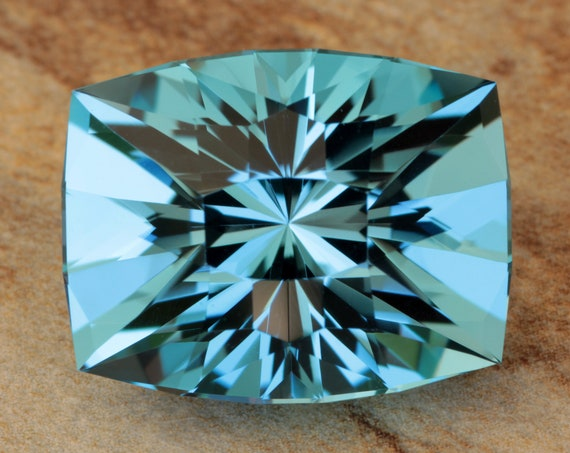 25.12ct Brazilian Tahoe Blue Topaz