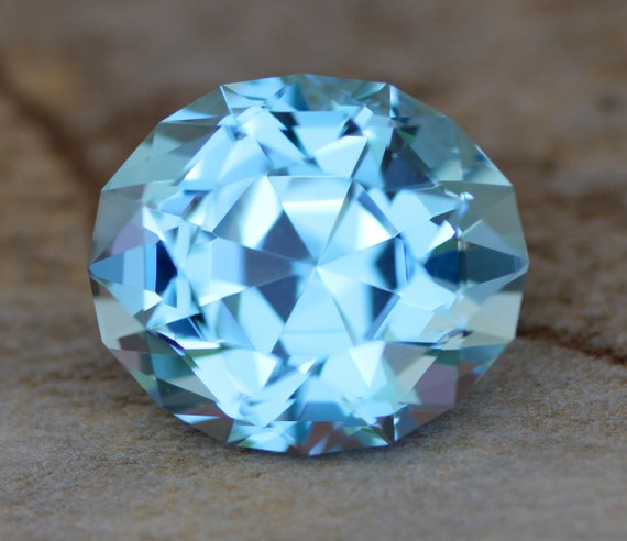 26.41ct Brazilian Sky Blue Topaz