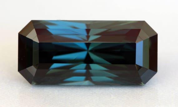 1.53 Carat Nigerian Sapphire