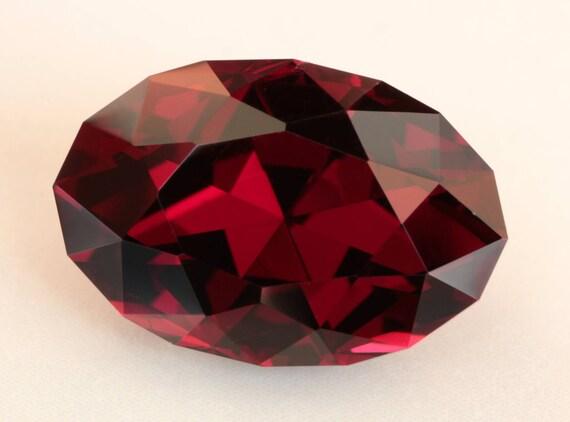 8.16ct Tanzanian Rhodolite Garnet