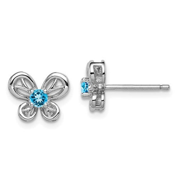 Pearl /& 18.02 CTW Blue Topaz Earrings 925 Sterling Silver Druzy