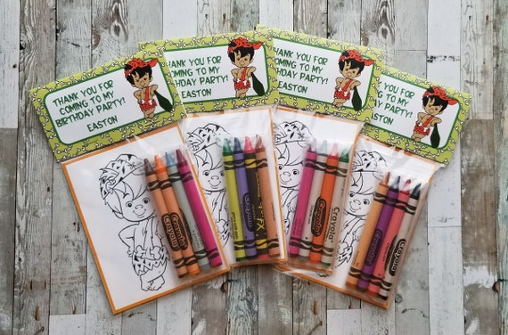 mickey Mouse party-Personalized-Stickers 1st birthday Mickey Mouse coloring book Birthday Favors-personalized-Mickey Mouse crayons