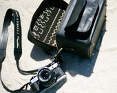Travel Set,Travel Accessories,DSLR Camera Bag,Leather Camera Bag,Personalized Bag,Travel Bag,Personalized,Camera Bag,Black Camera Strap,