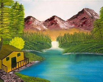 Cabin at the Lake