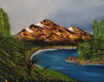 Forgotten Mountain Lake