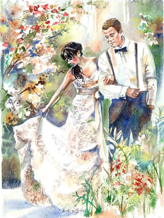 Traditionelle Hochzeitsgeschenke Individuelle Etsy