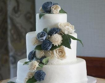 Cake Flowers/Topper