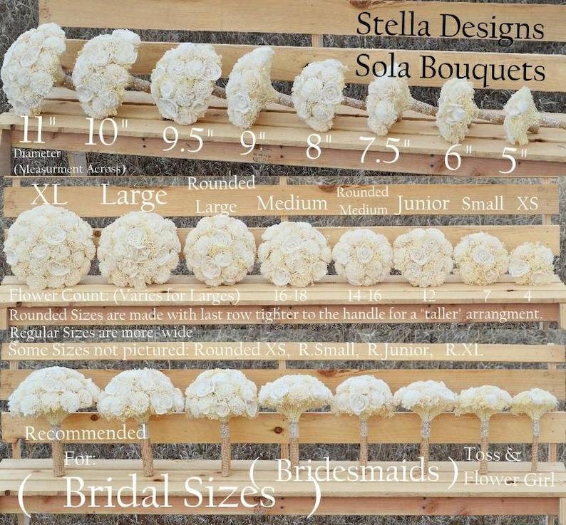 30/% OFF TomorrowCustom Faux Wedding Bouquet Sola Wood Flowers Burgundywine Blush Mauve Greenery Eucalyptus Style 216