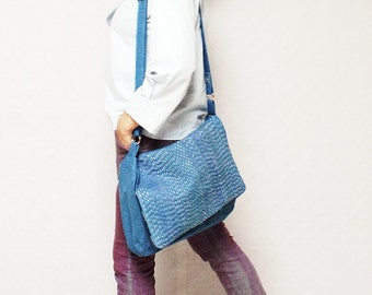 "Pattern pdf  sewing instruction bag ""Jeans """