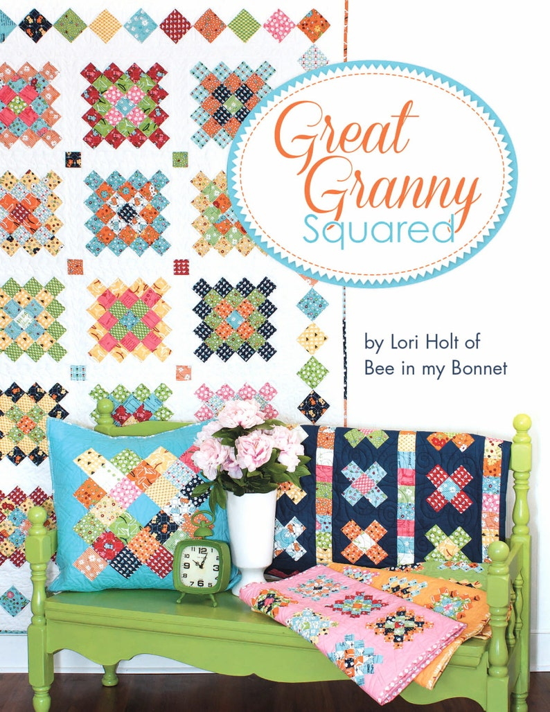 Great Granny Squared image 0