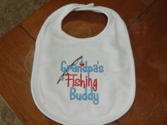 Embroidered Baby Boy/'s Novelty Baby Bib Nana/'s Boy