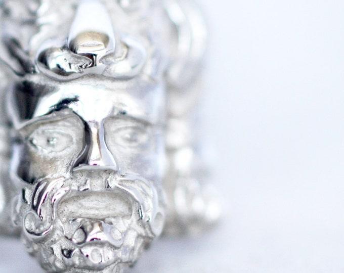 Heracles ring - unisex ring - statement ring - men ring