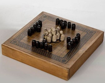 SPECIAL OFFER: Pack Senet- Hnefatafl- Chaturanga