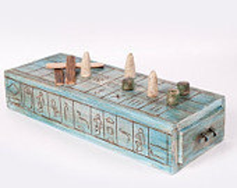 SPECIAL OFFER: Pack Ancient Egypt Games - Hounds and Chackals & Senet