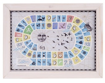 Royal Game of Moon