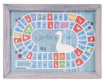 Royal Game of Goose (small size)